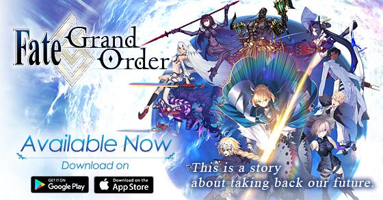 News|Fate/Grand Order Official USA Website