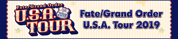 FGO USA Tour 2019