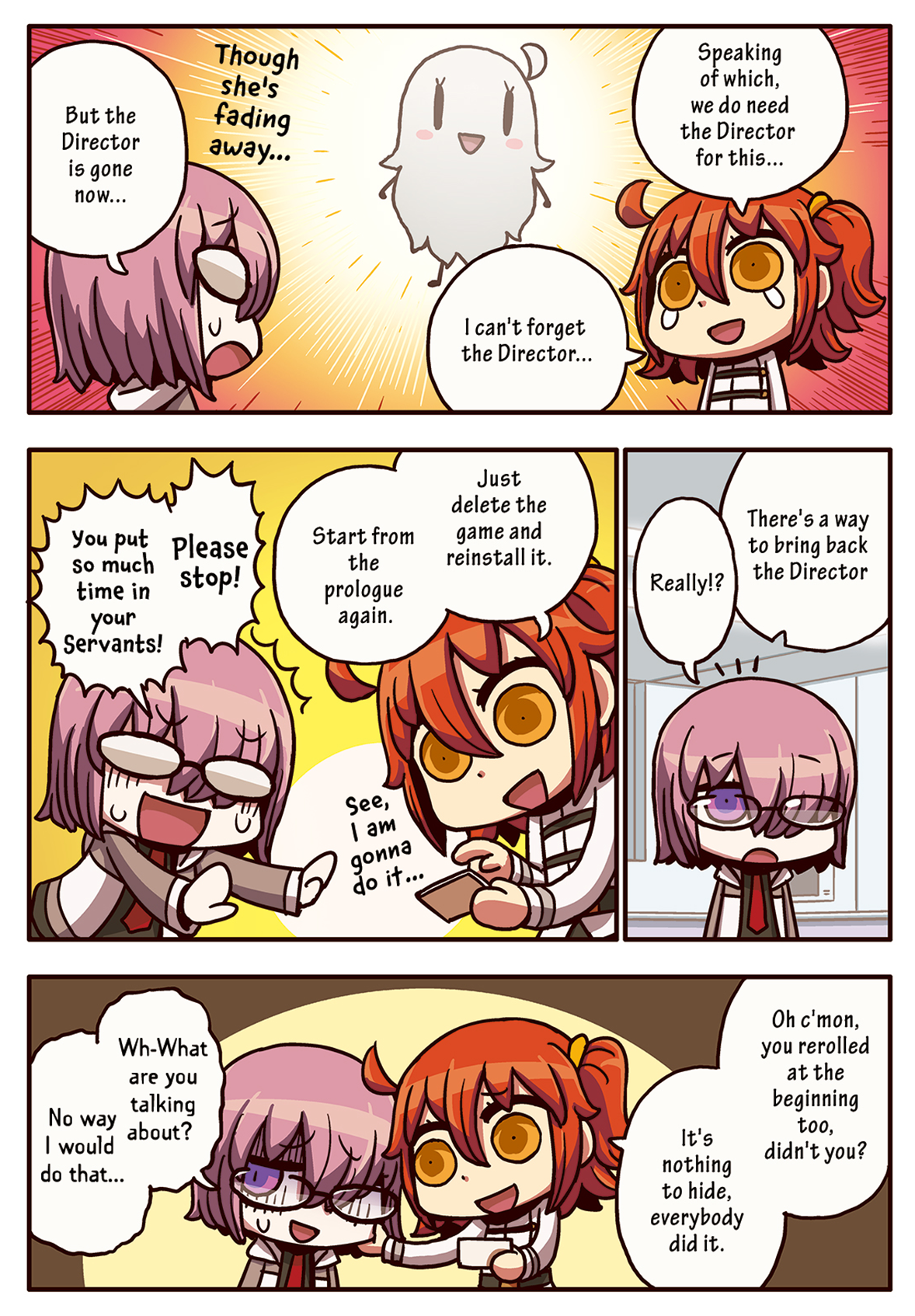 Episode 1 More Learning with Manga! Fate/Grand Order