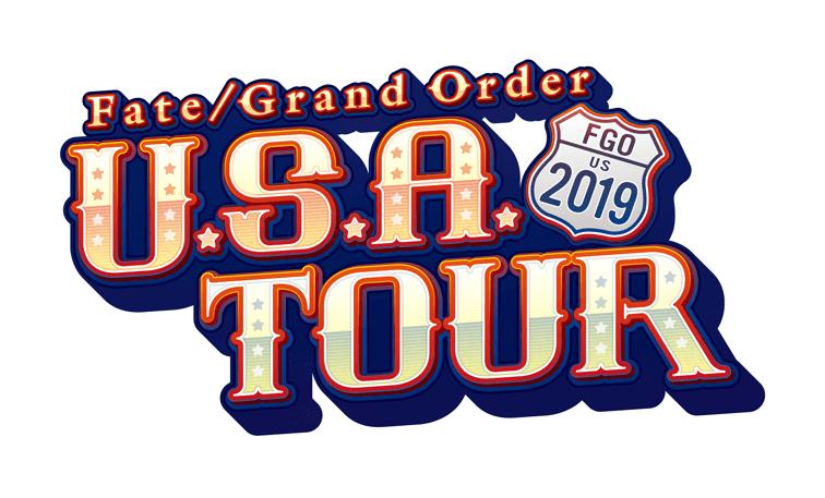 Fate/Grand Order U S A  Tour 2019 Fate/Grand Order Official